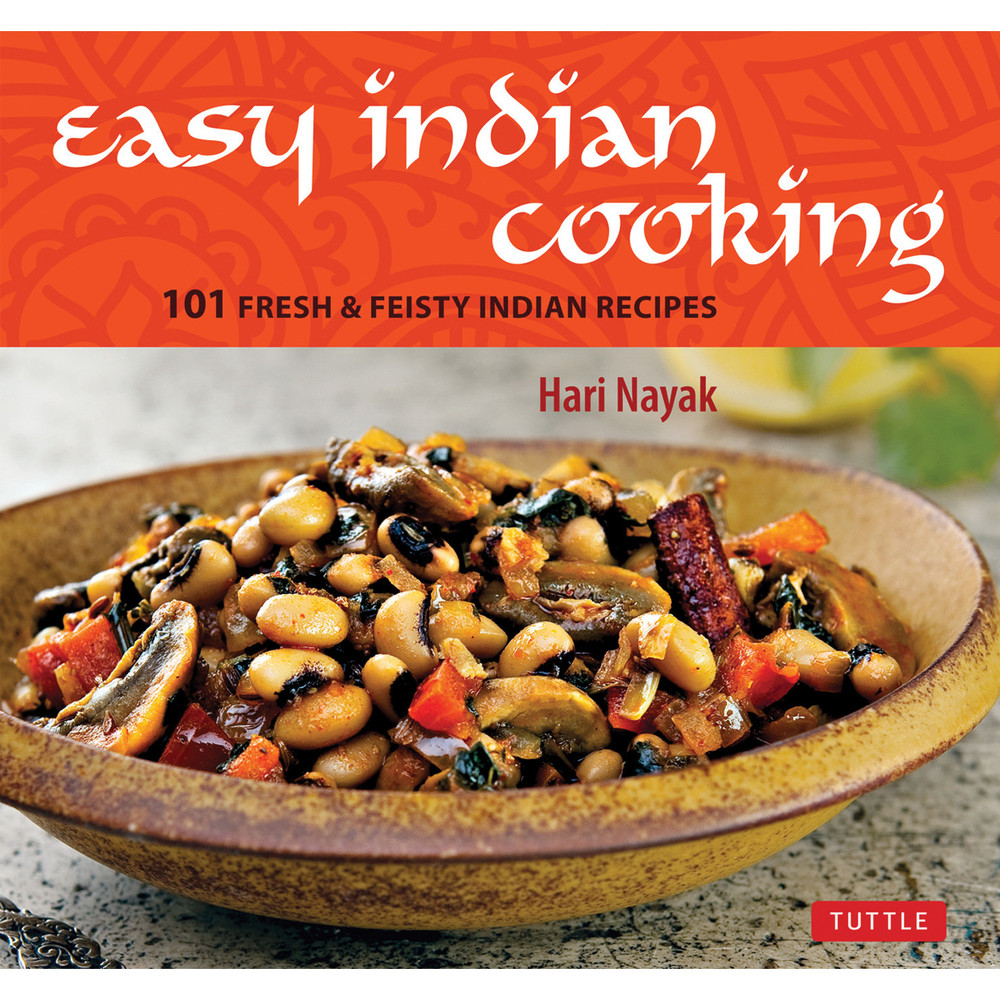 Easy Indian Cooking(9780804848176)