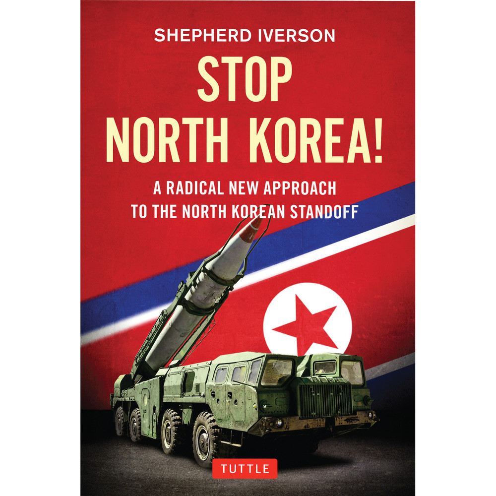 Stop North Korea! (9780804848596)