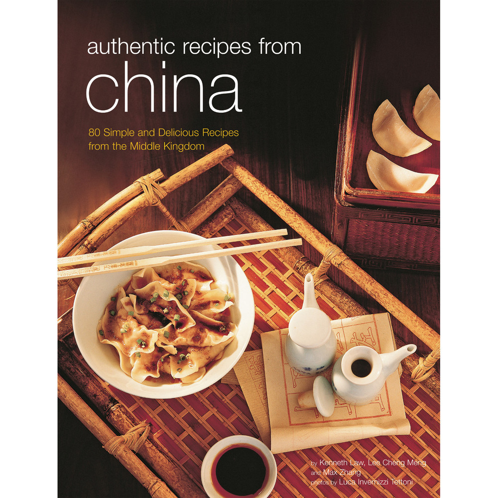 Authentic Recipes from China