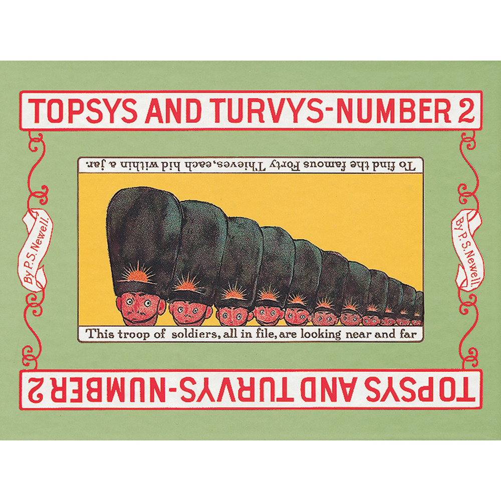 Topsys and Turvys Number 2