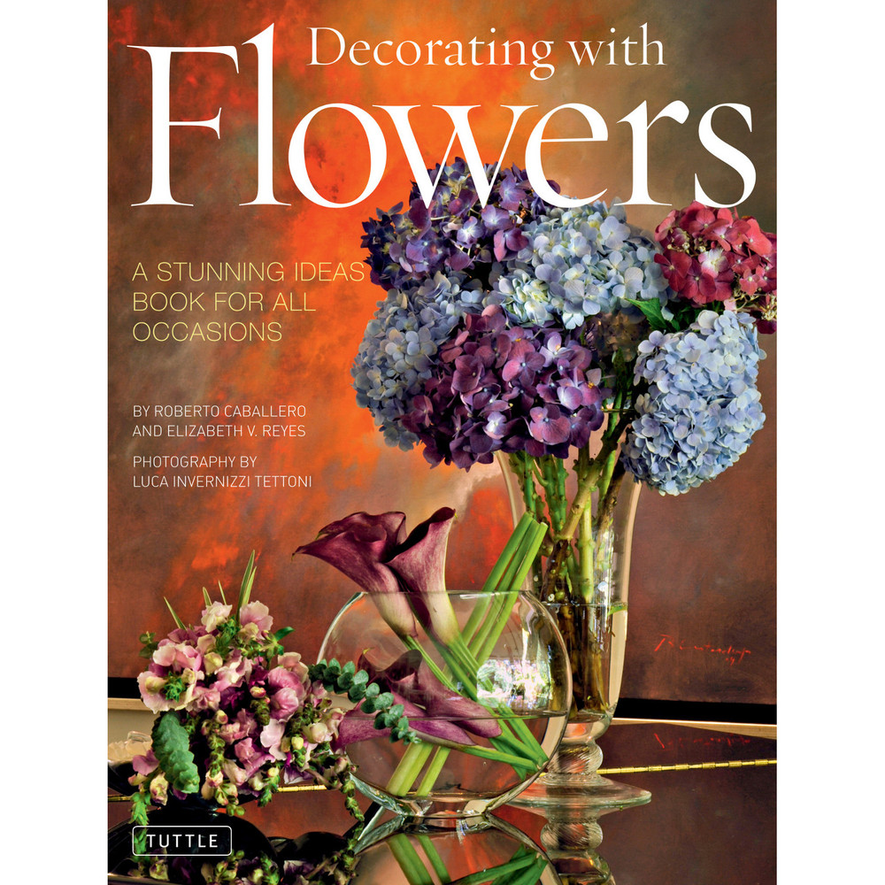 Decorating with Flowers (9780804849722)