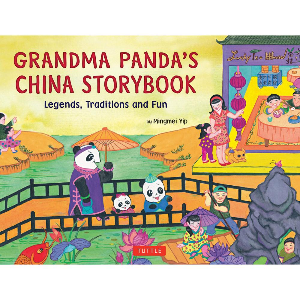 Grandma Panda's China Storybook (9780804849746)