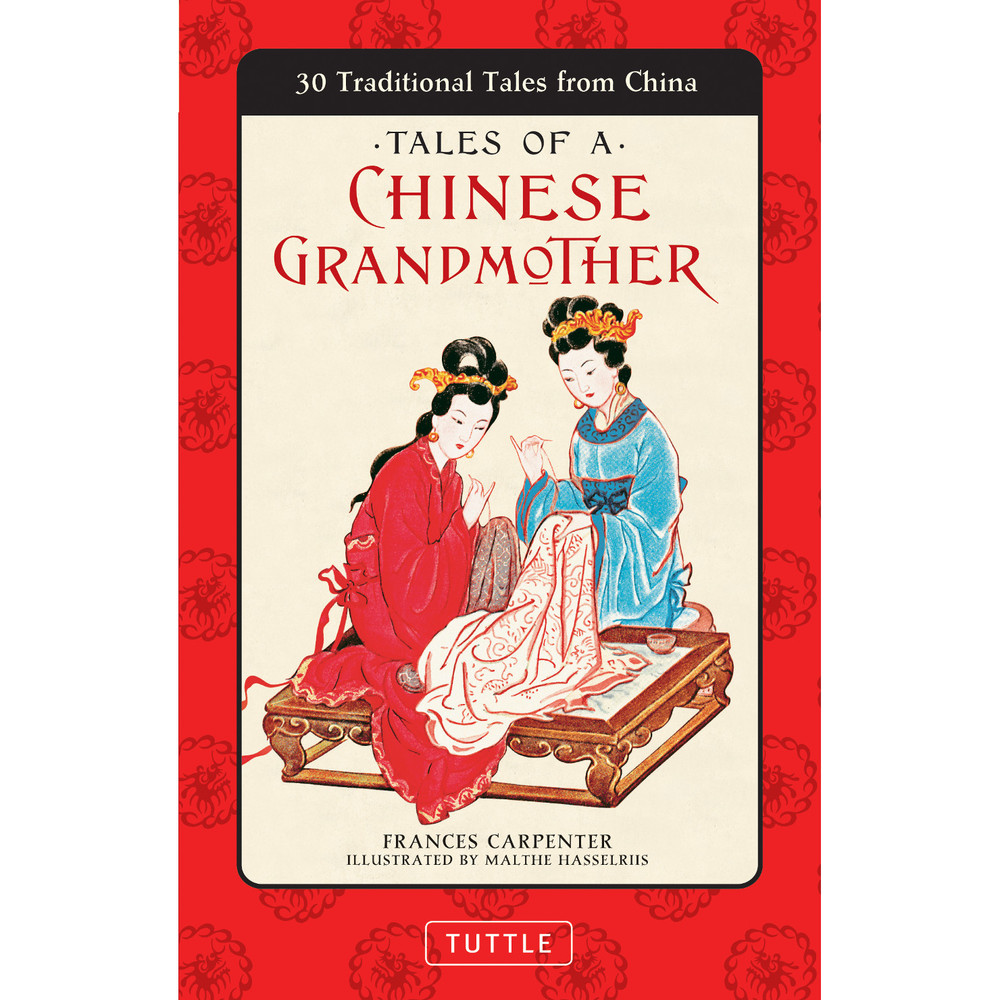 Tales of a Chinese Grandmother (9780804849197)