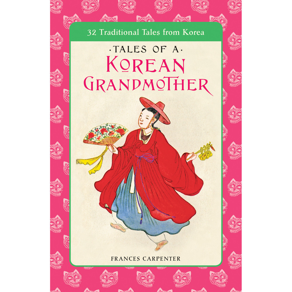 Tales of a Korean Grandmother (9780804849203)