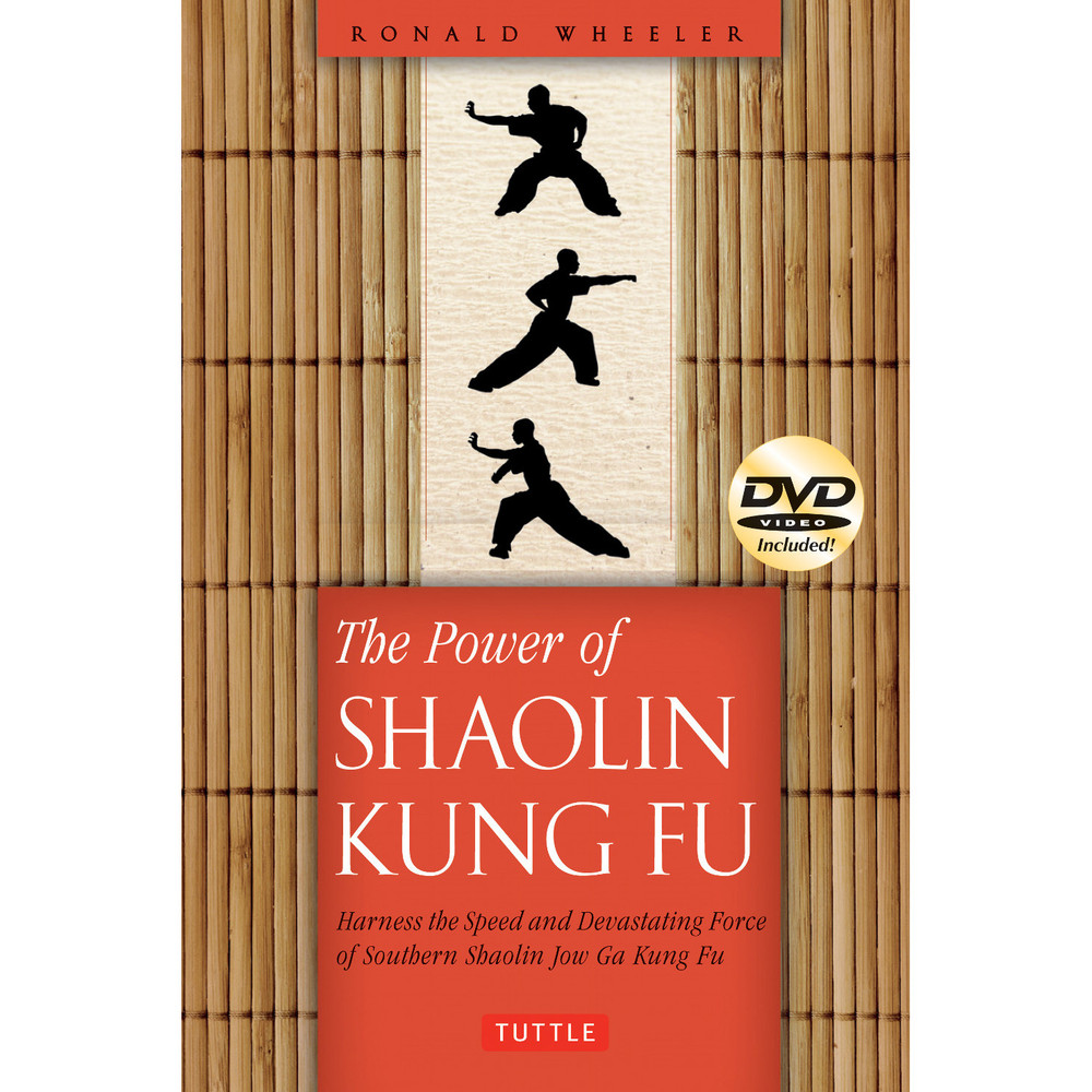 The Power of Shaolin Kung Fu (9780804849814)