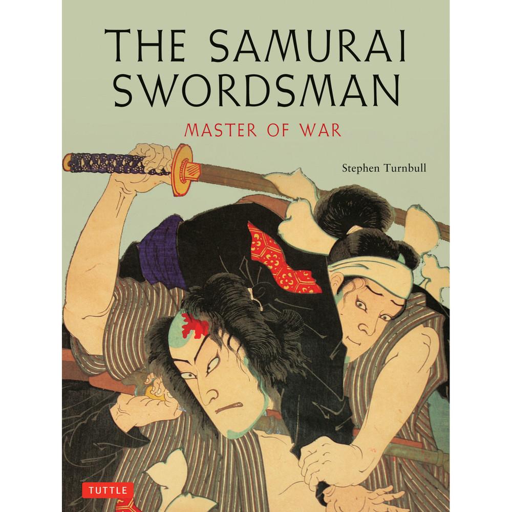 The Samurai Swordsman (9780804849838)