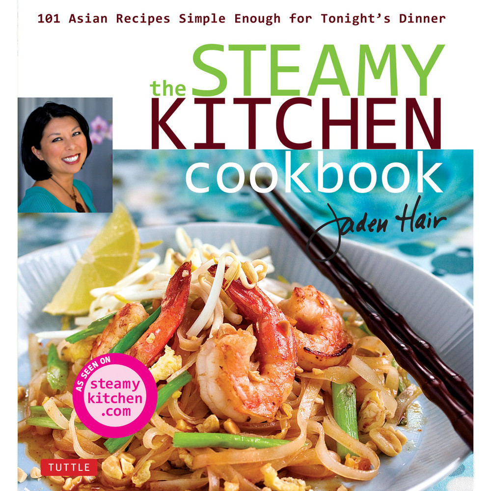 The Steamy Kitchen Cookbook (9780804849852)