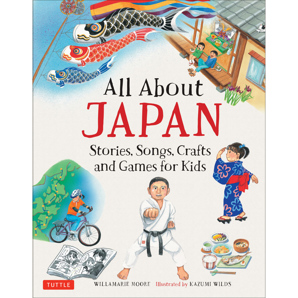 All About Japan (9784805314401)