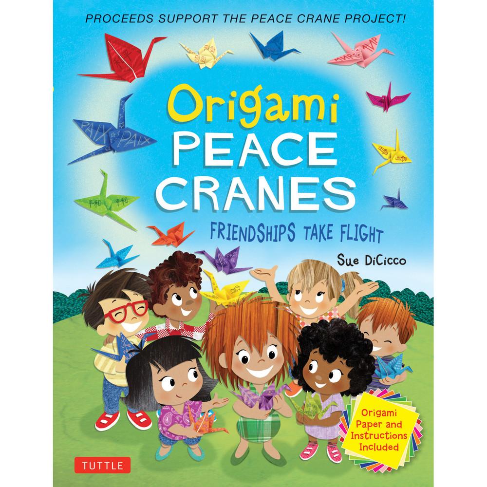 Origami Peace Cranes(9784805314661)