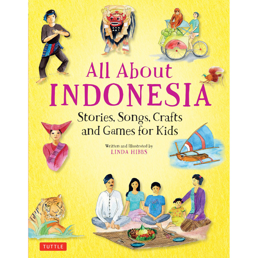 All About Indonesia (9780804848503)