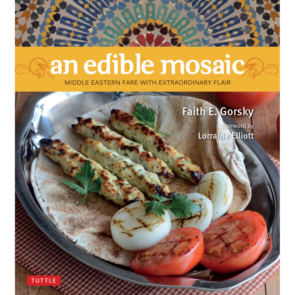 An Edible Mosaic (9780804850407)