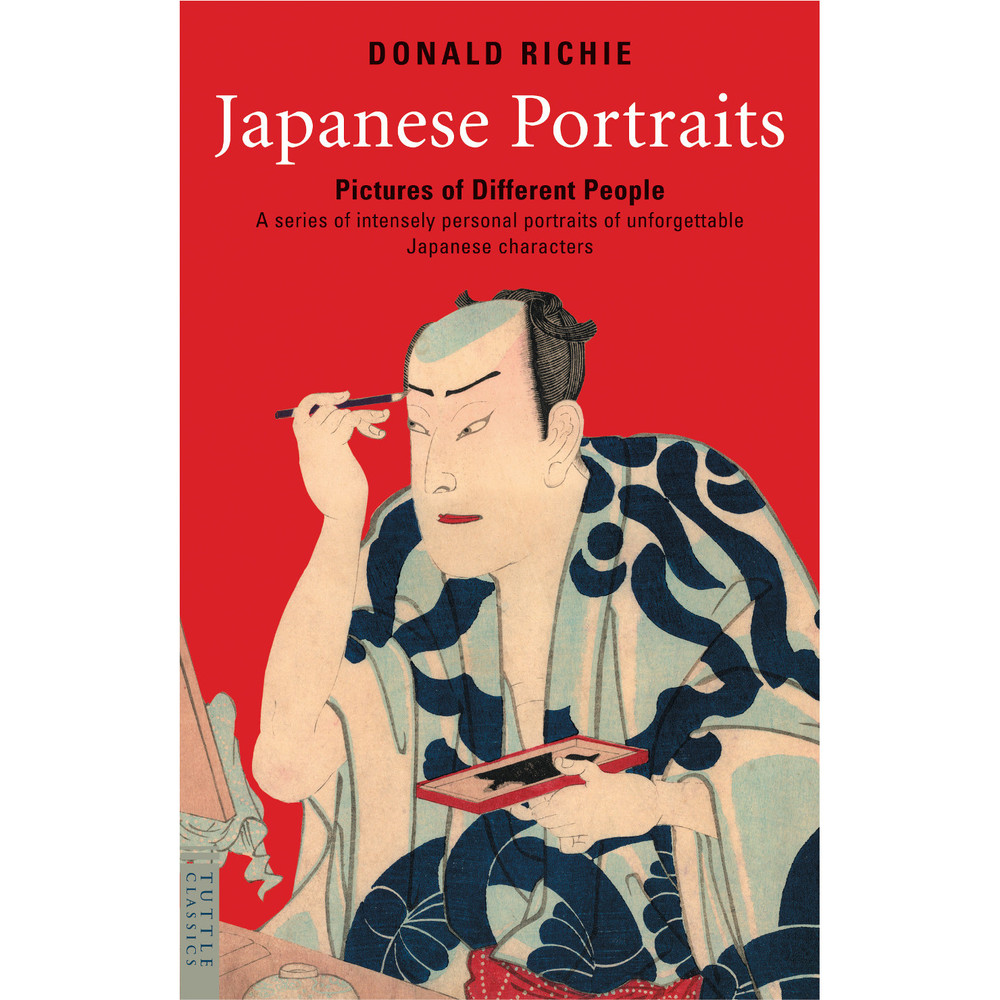 Japanese Portraits (9780804850537)