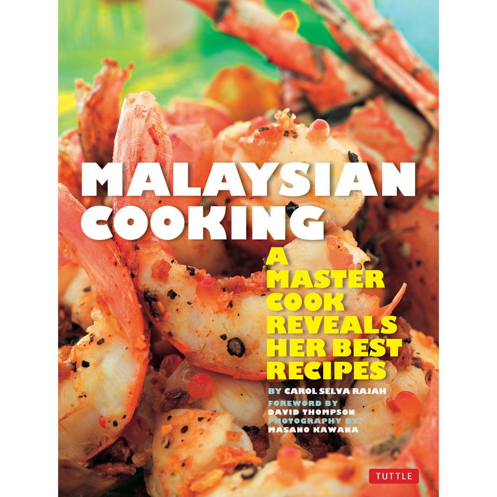 Malaysian Cooking (9780804850612)