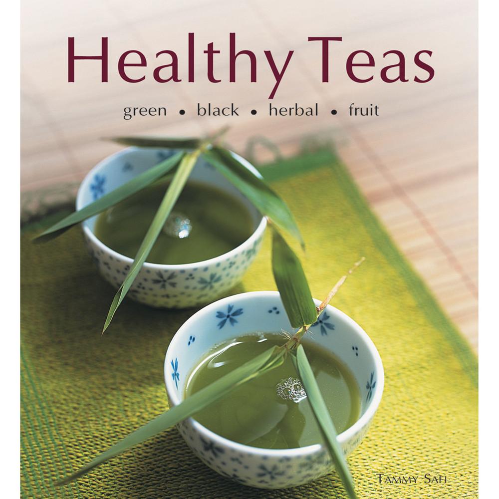 Healthy Teas (9780804851312)