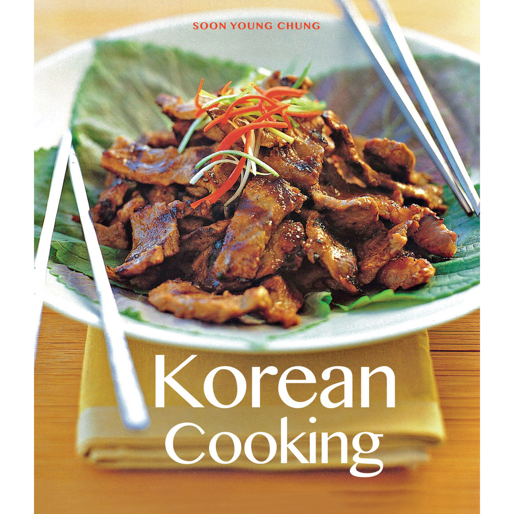 Korean Cooking (9780804851336)