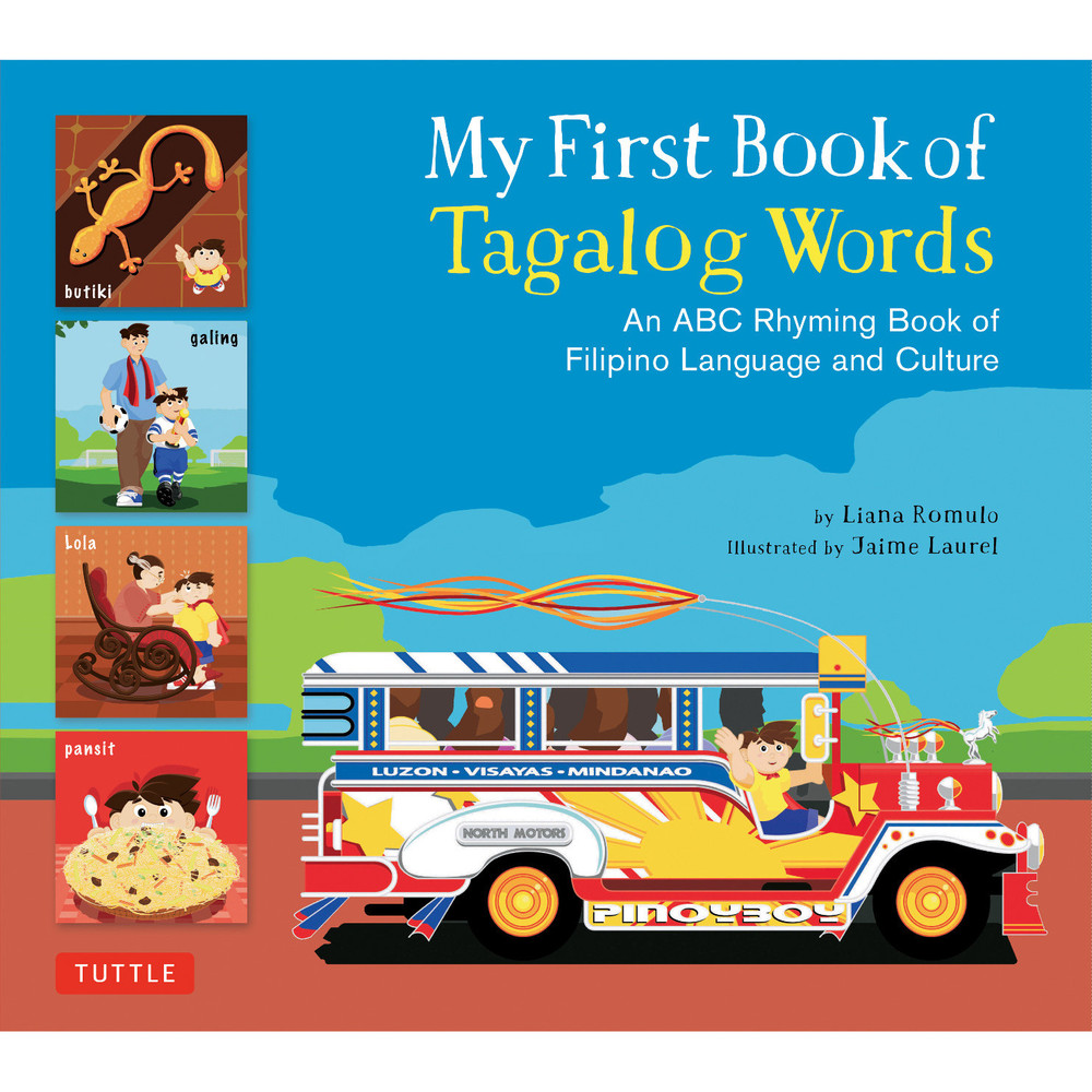 My First Book of Tagalog Words (9780804850148)