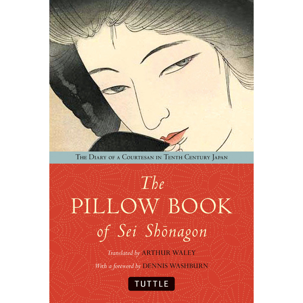 The Pillow Book of Sei Shonagon (9784805314623)