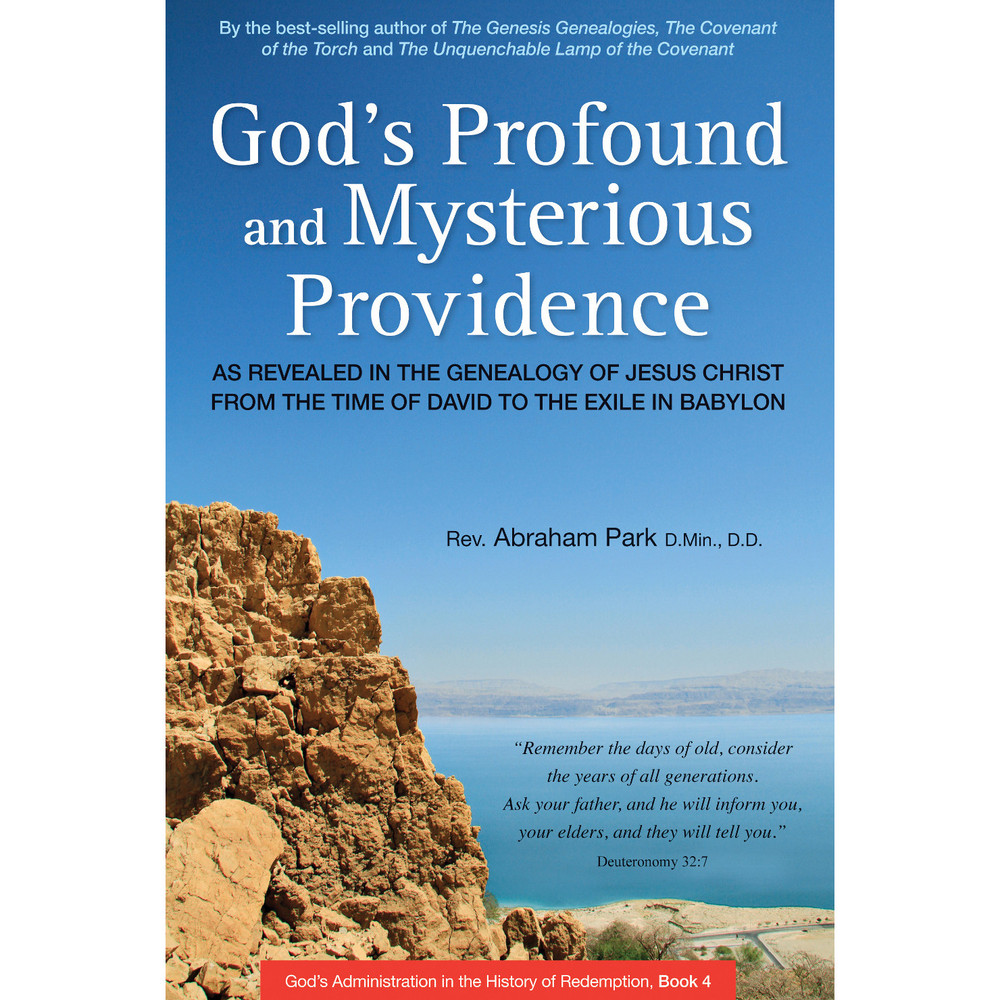 God's Profound and Mysterious Providence (9780794608194)