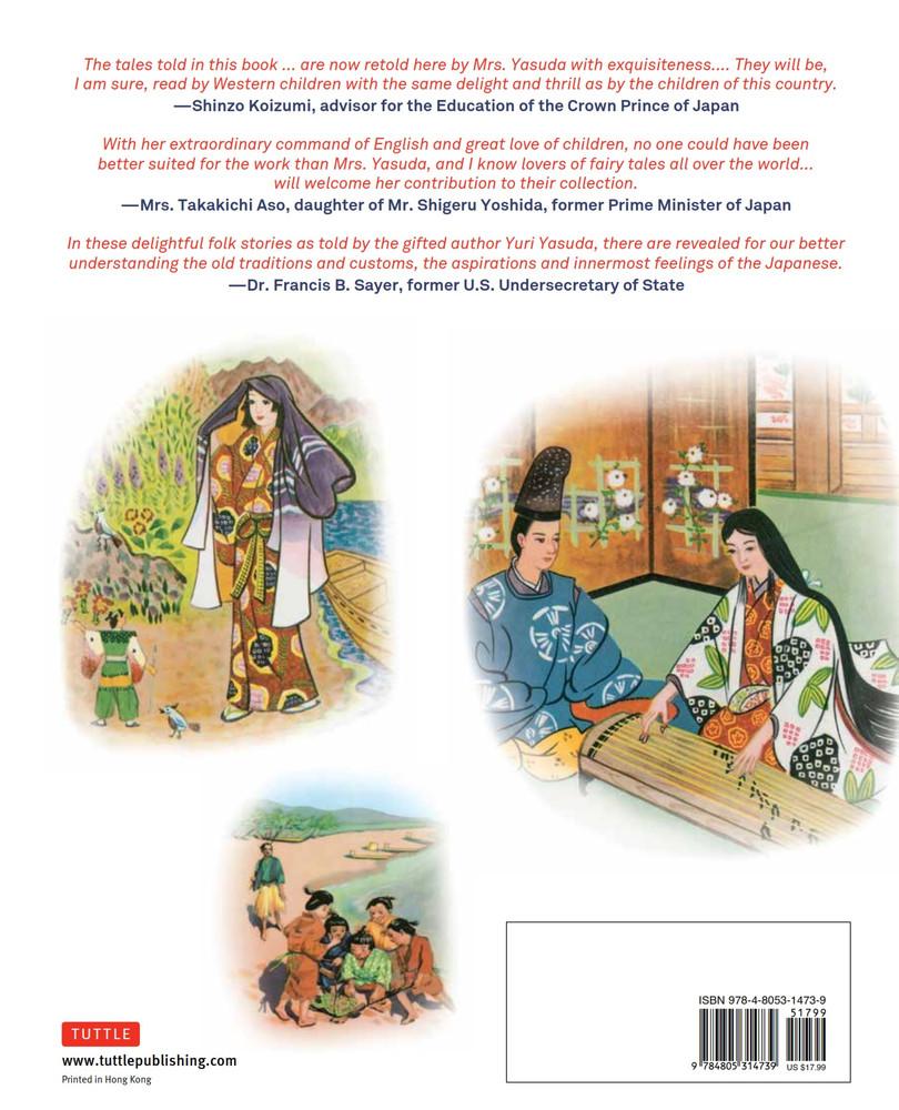 Japanese Myths, Legends & Folktales