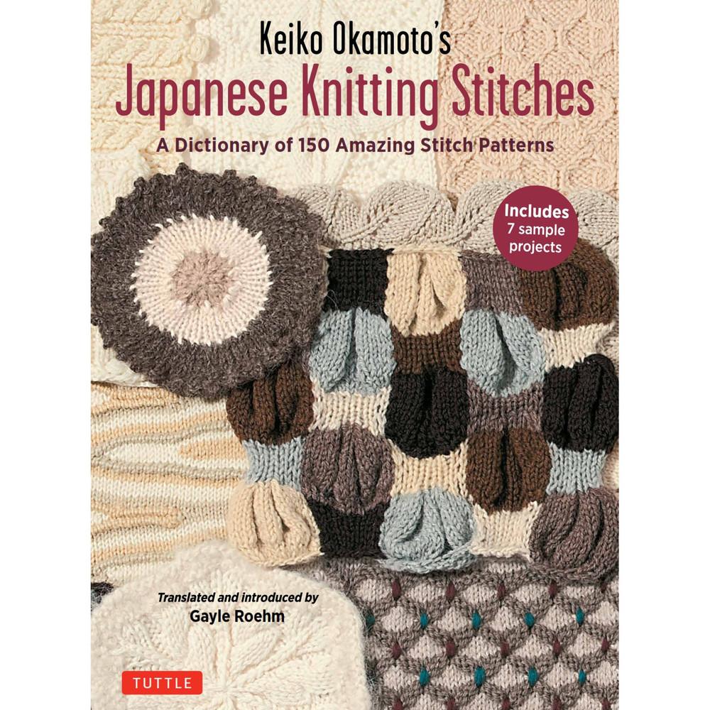 Keiko Okamoto's Japanese Knitting Stitches