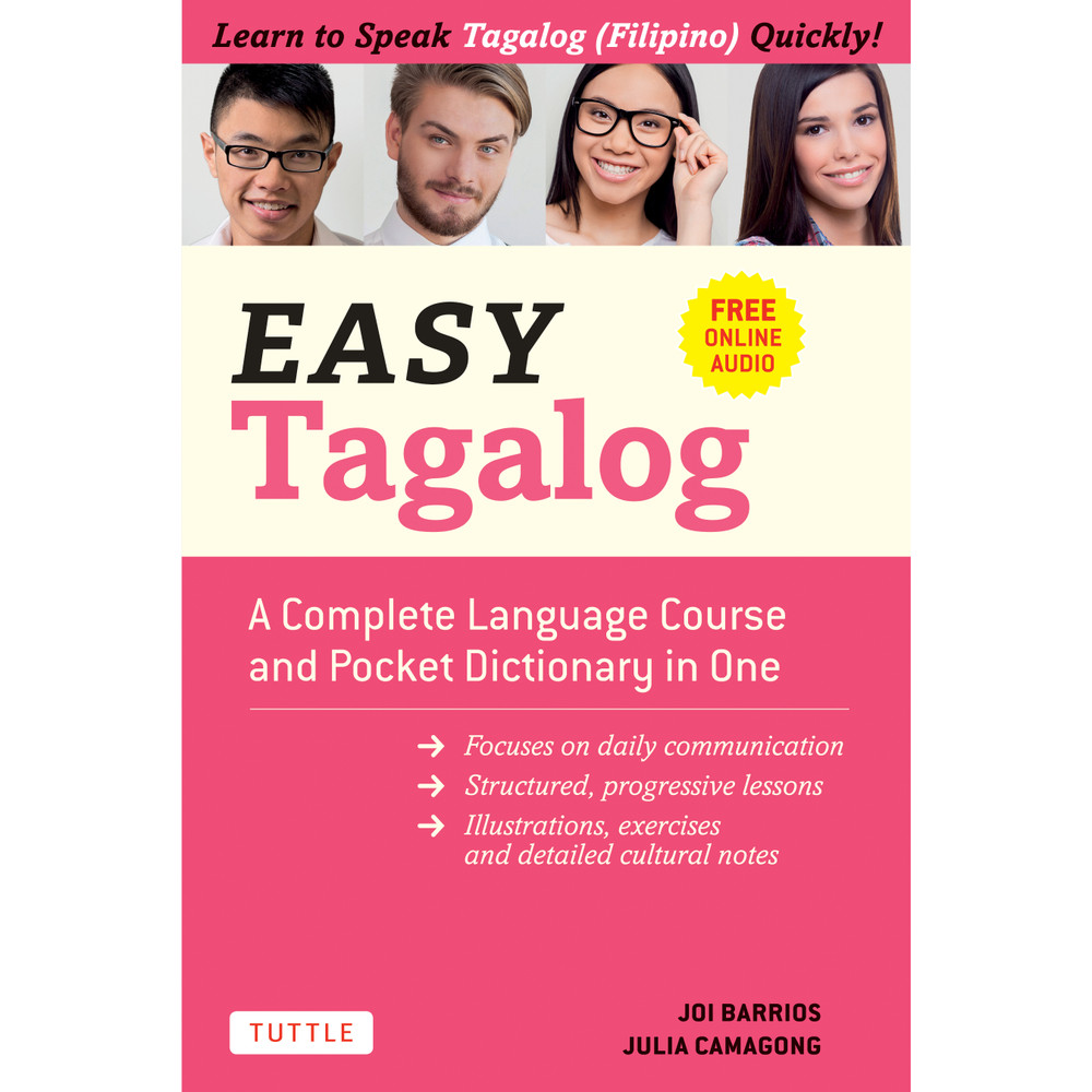 Easy Tagalog (9780804851596)