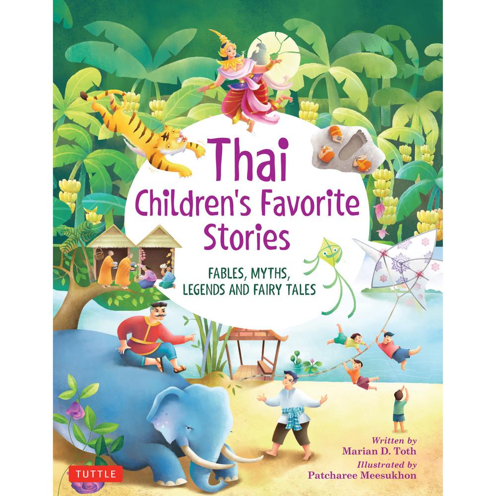 Thai Children's Favorite Stories