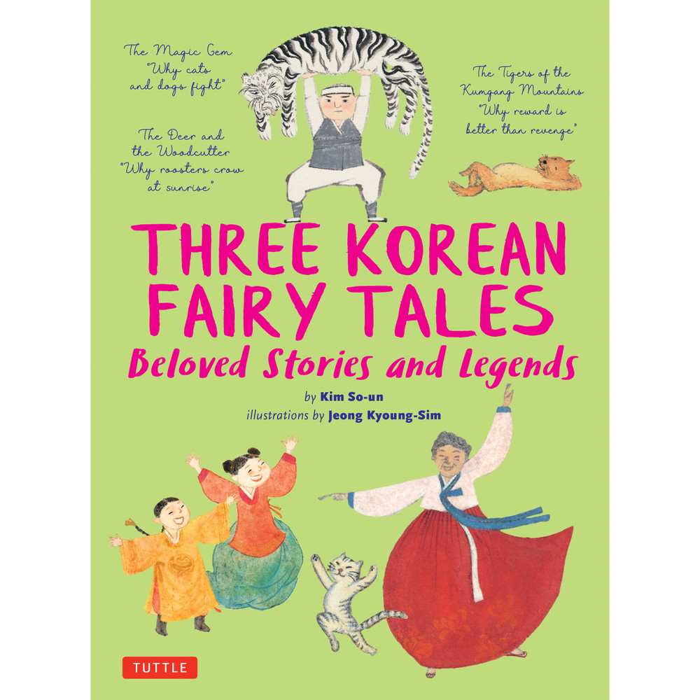Three Korean Fairy Tales