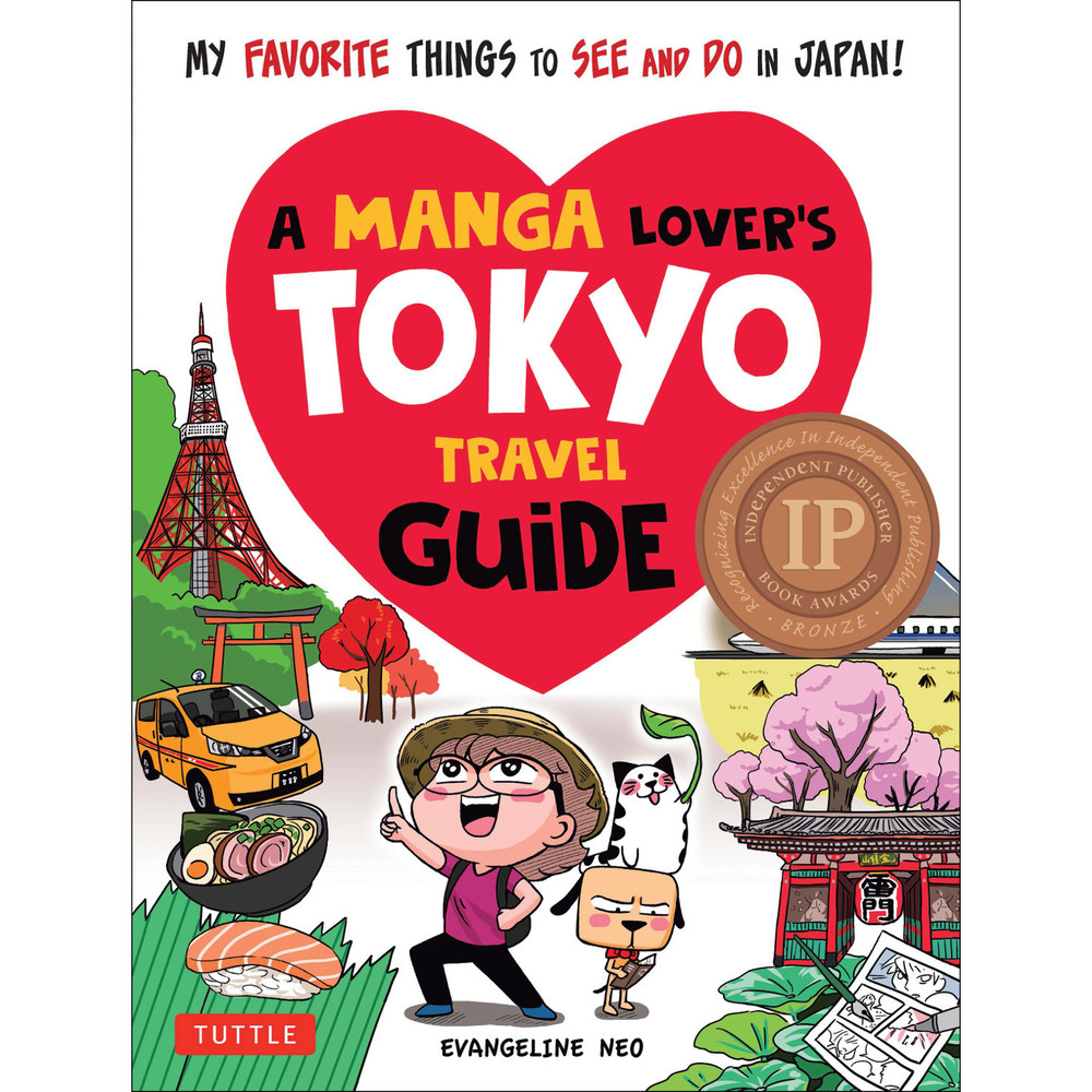 A Manga Lover's Tokyo Travel Guide