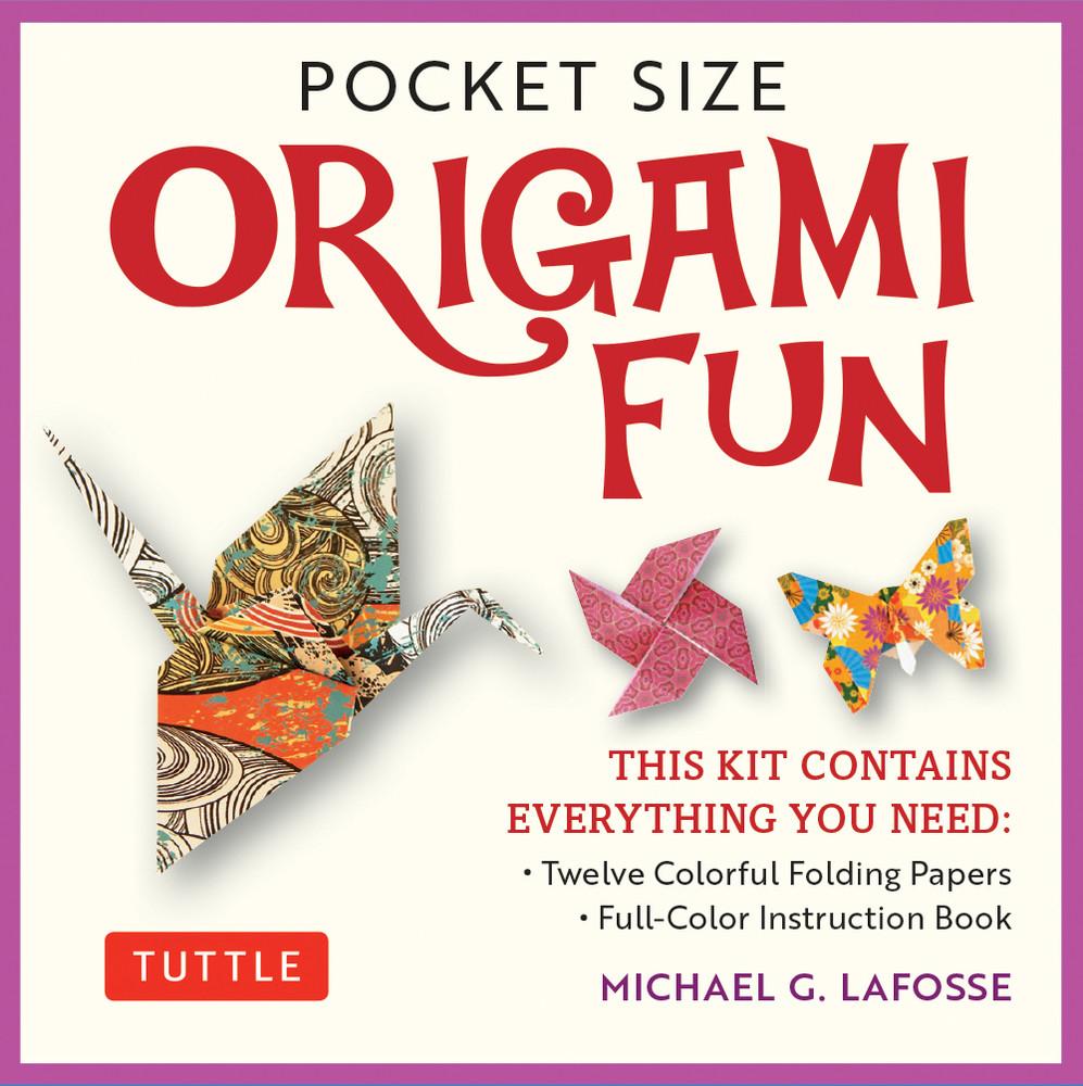 Pocket Size Origami Fun Kit