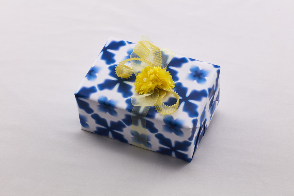 Japanese Shibori Gift Wrapping Papers 12 Sheets