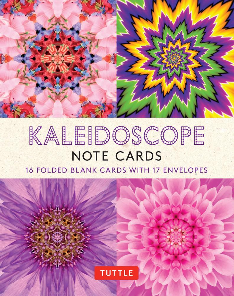 Kaleidoscope, 16 Note Cards
