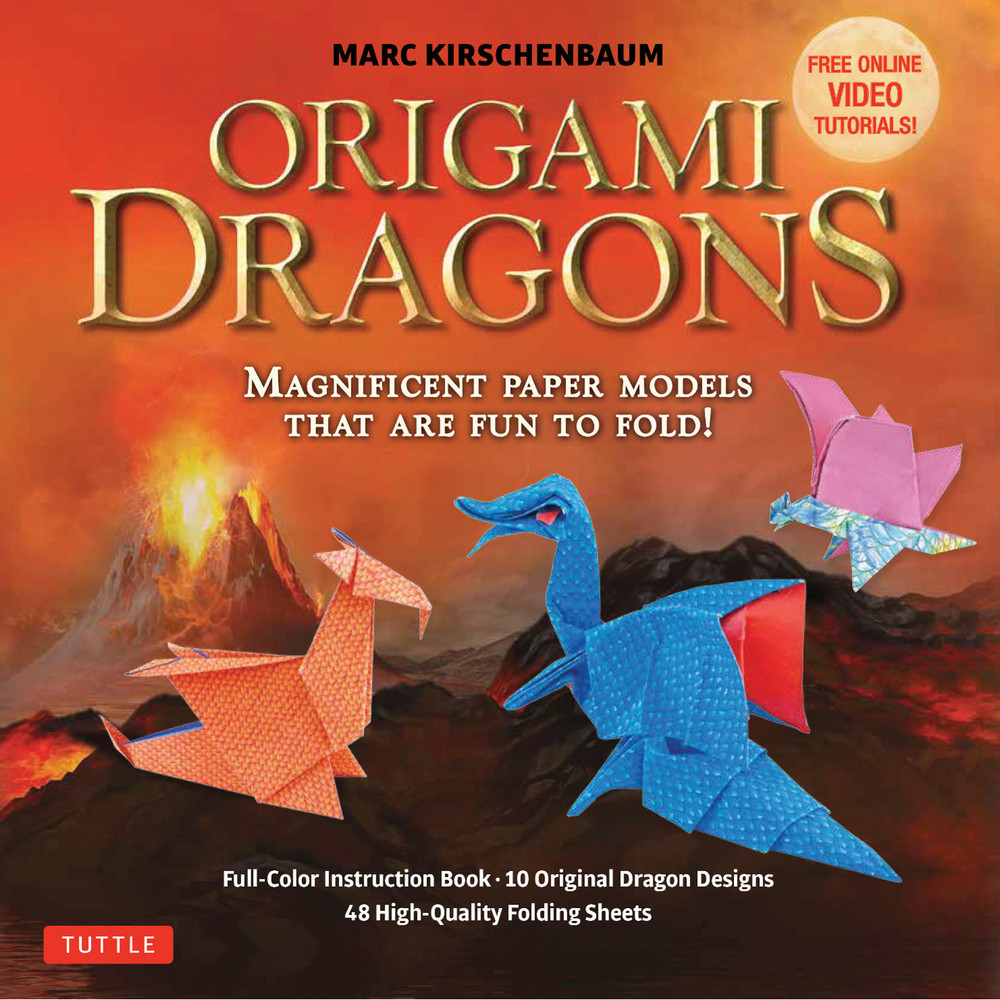 Origami Dragons Kit