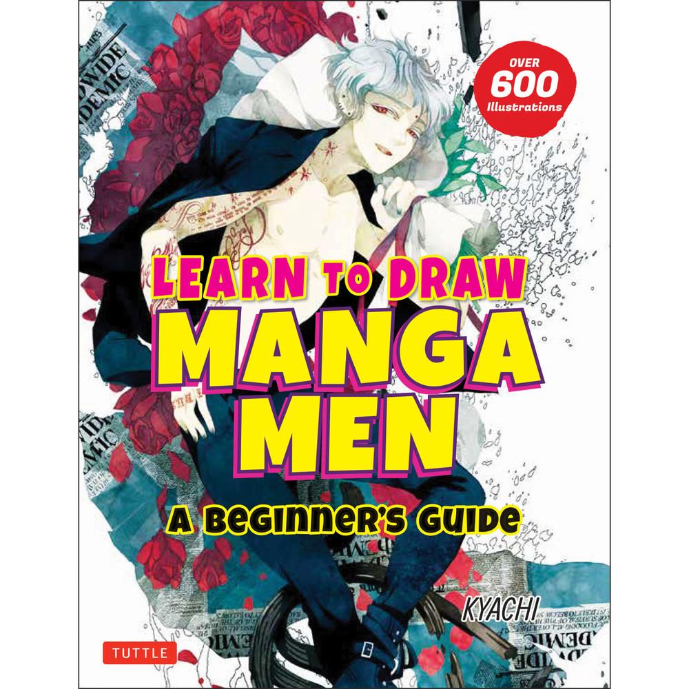 Learn to Draw Manga Men