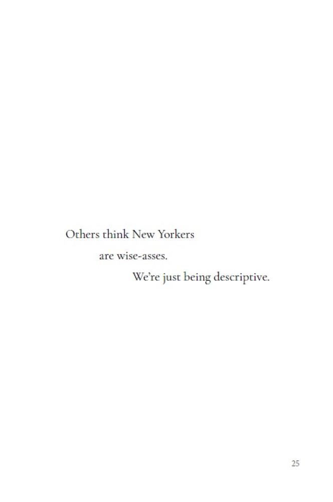 Haikus for New York City