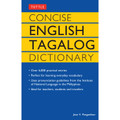 Concise English Tagalog Dictionary