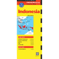 Indonesia Travel Map Fifth Edition