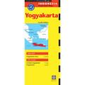 Yogyakarta Travel Map Fourth Edition