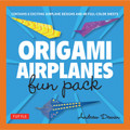 Origami Airplanes Fun Pack