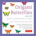 Origami Butterflies Mini Kit