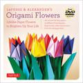 LaFosse & Alexander's Origami Flowers Kit
