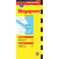 Singapore Travel Map Thirteenth Edition