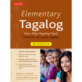 Elementary Tagalog Workbook (9780804845045)
