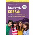 Instant Korean (9780804845502)