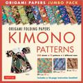 Origami Folding Papers Jumbo Pack: Kimono Patterns