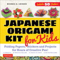 Japanese Origami Kit for Kids