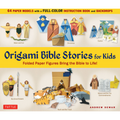 Origami Bible Stories for Kids Kit (9780804848510)