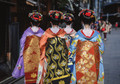 Japanese Geisha Note Cards