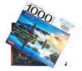 Balinese Temple - 1000 Piece Jigsaw Puzzle