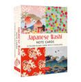 Japanese Washi, 16 Note Cards