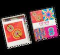 Tie-Dye, 16 Note Cards